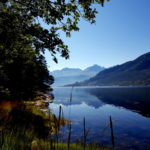 Ved  Todalsfjorden.