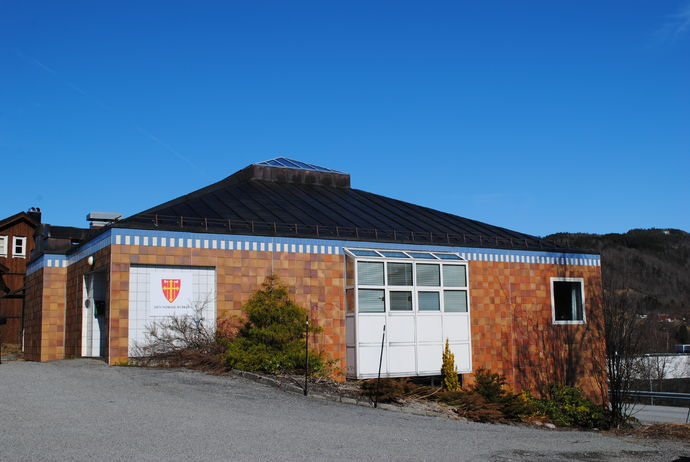 Kyrkjelydshuset i Surnadal