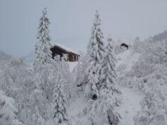 Snø 19. Oktober