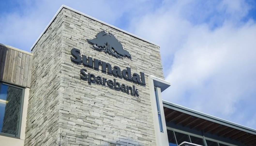 Surnadal Sparebank – Held stengt måndag 16.november