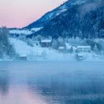 Kald morgon i januar