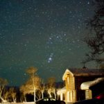 Stjernenatt på Sørøyåsen