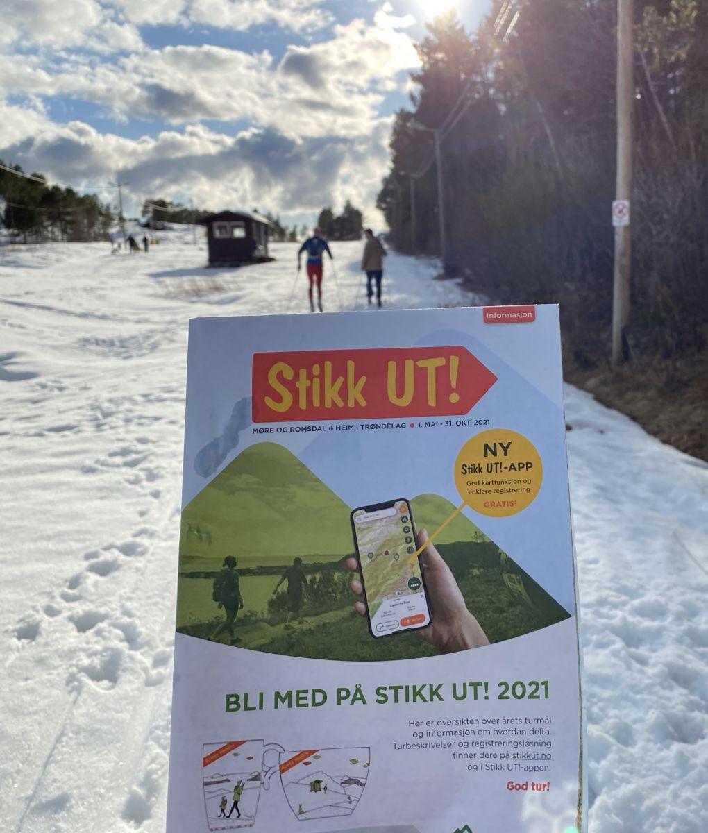 Stikk UT! oppstart laurdag 1. mai