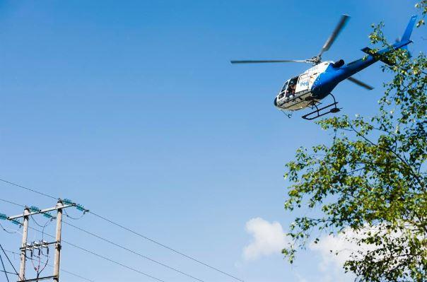 Svorka utsett varsla linjeettersyn med helikopter til neste veke