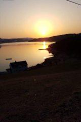 Nordvik i kveldsol