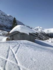 Nok snø