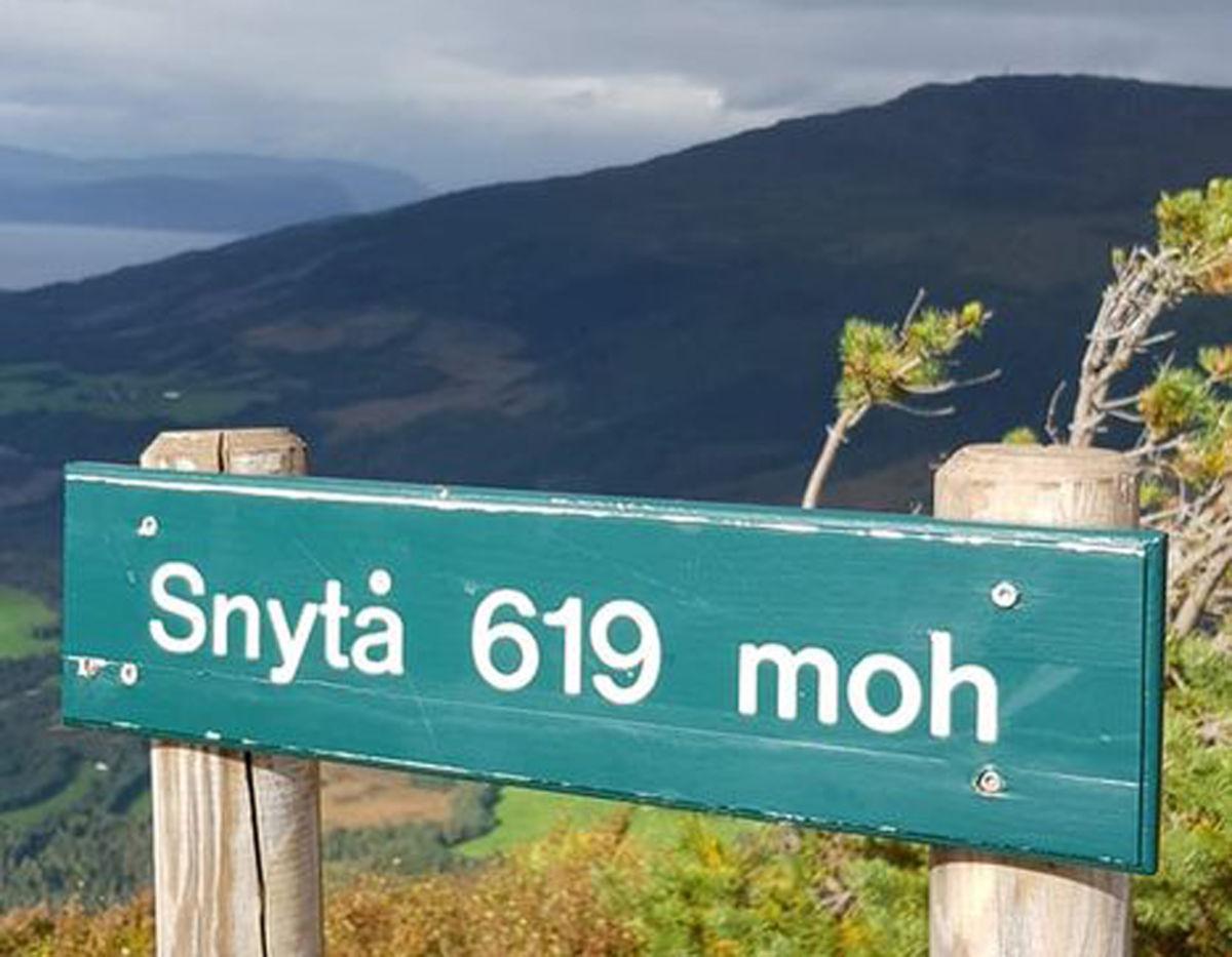 Til Snytå! Foto: Nordvik Grendalag