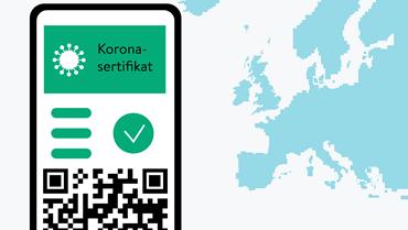 Digitalt koronasertifikat