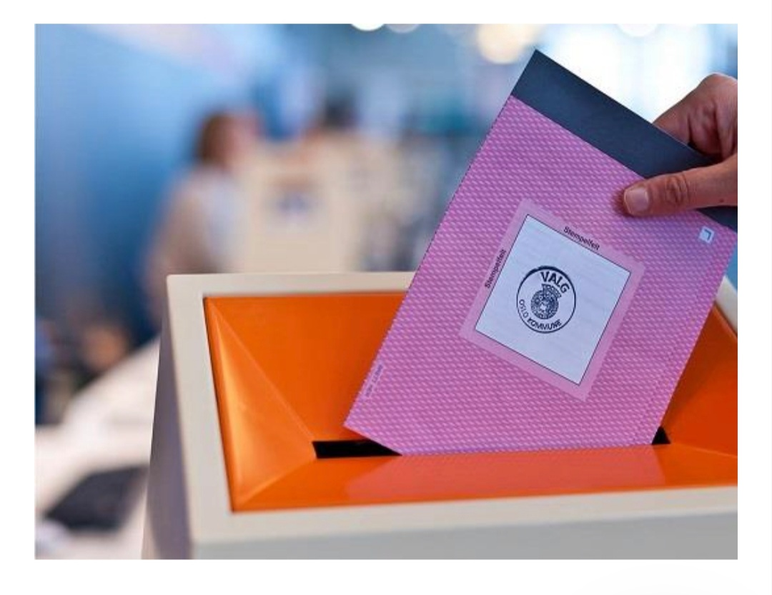 Stortingsvalet 2021 – Førehandsrøysting