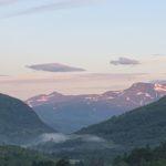 «Sjøleidskåddå» legg uti dalen.
