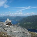 Utsikt mot Hjellnes