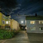 Måneskinn på Kvanne