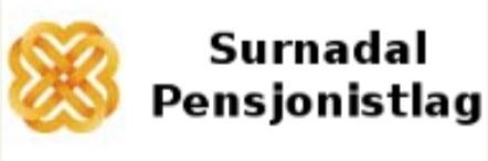 Surnadal Pensjonistlag inviterer til trivselkveld